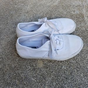 Vans Kids Fashion Sneakers size 13.5